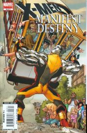 X-Men Manifest Destiny #3 (2008) Marvel comic book